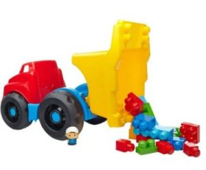 Mega Blocks Dump Truck 1
