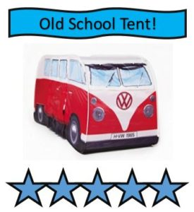 VW Volkswagen T1 Camper Van Kids Pop-Up Play