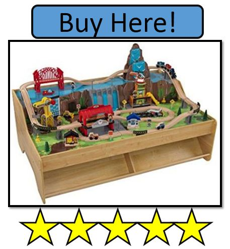 KidKraft Train Table for Sale
