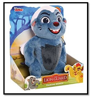 Disney Lion Guard Bunga Talking Plush Toy