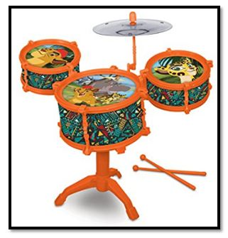 Lion Guard Drum Kit Toy