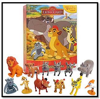 The Lion Guard Licensed Story Book Set