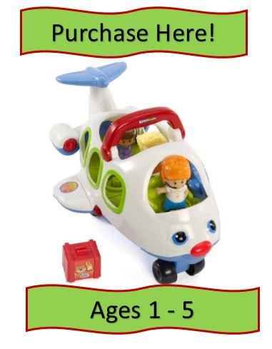 Alternative Little People Air Plane