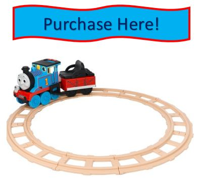 Battery Operated Thomas The Train Toy