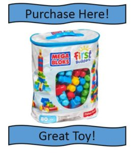 Mega Bloks Toy Bag!