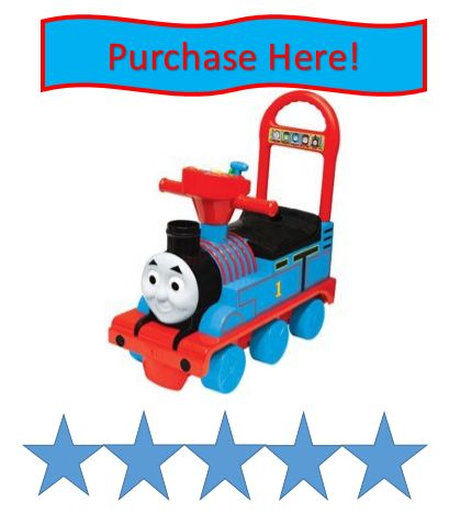 Thomas The Train Push N Play