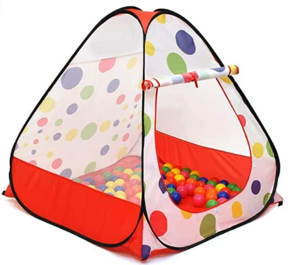 Kiddey Ball Pit Play Tent