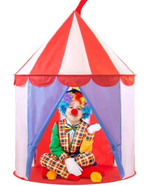 Kid's Circus Play Tent