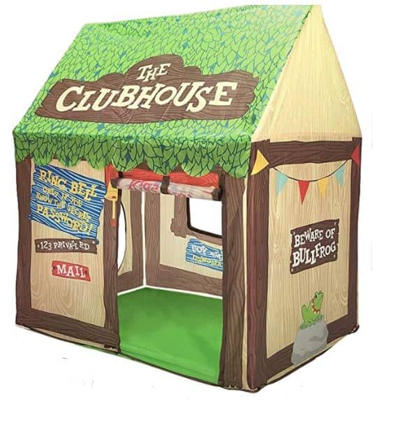 Kids Clubhouse Tent