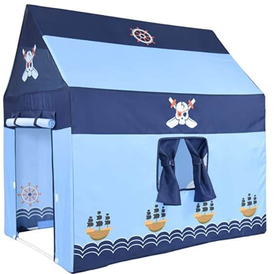 NARMAY Pirate Indoor Play Tent