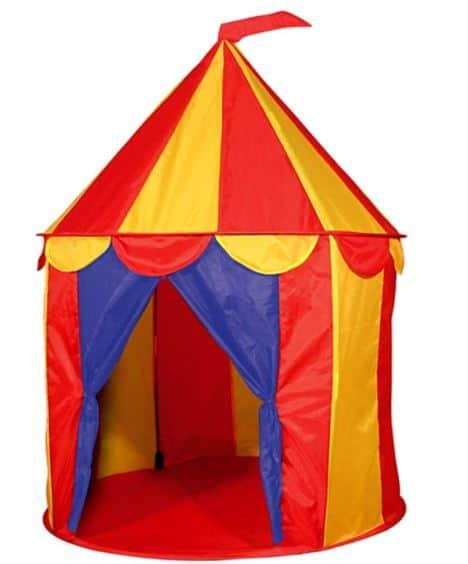 POCO DIVO Red Floor Circus Tent