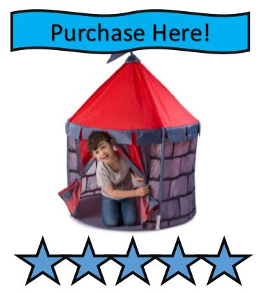 Play Tent Knights Castle