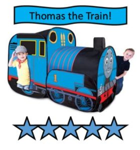 PlayHut Thomas the Train Tent