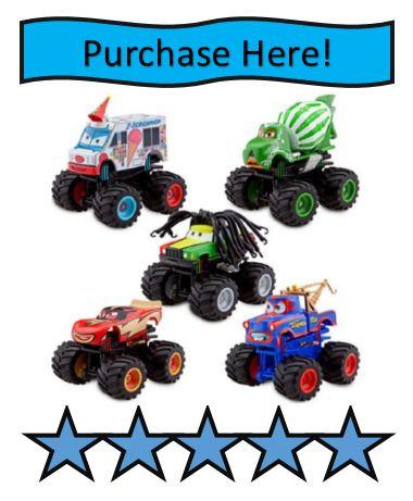 monster truck toys