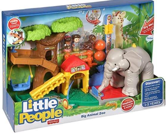 little people big  animal zoo