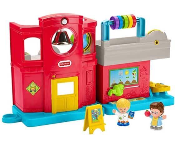 Little People Friendly School Toy