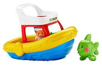 Little People Floaty Boat Toy Boat