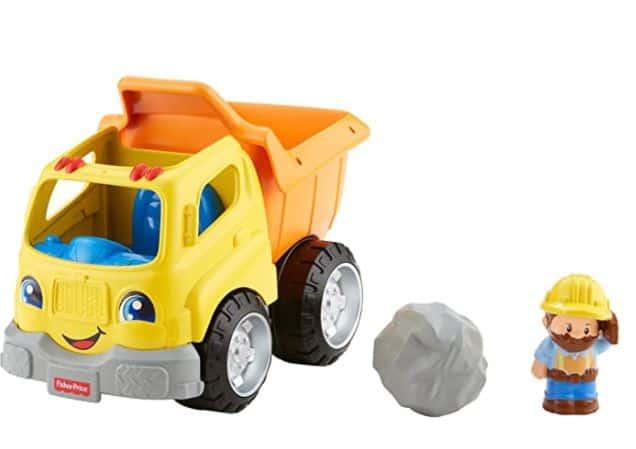 Little People Toy Dump Truck