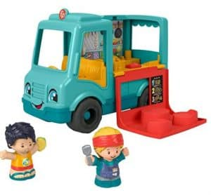 Little People Food Truck Toy