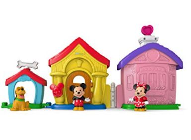 Little People Mickey and Minnie PlaySet Toy