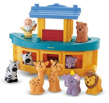 Little People Noah's Ark Toy