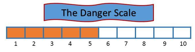danger scale 5
