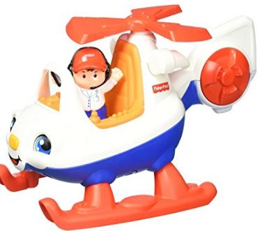 Little People Toy helicopter
