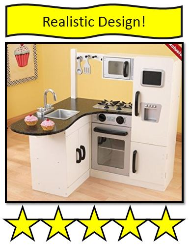 KidKraft Chef's Corner Play Kitchen