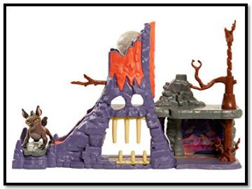 Just Play Lion Guard Hyena's Hideout Playset