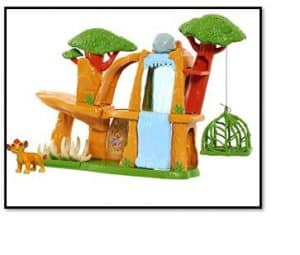 Lion Guard Defend the Pride Lands Playset - best Lion Guard Toys