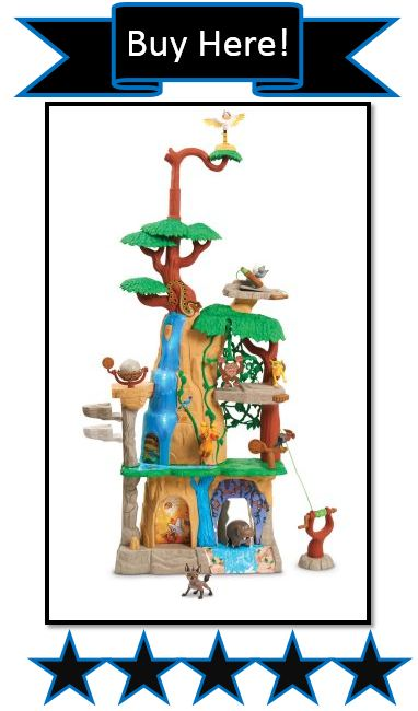 Lion Guard Training Lair Toy
