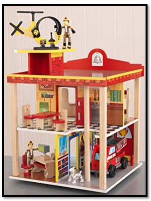 KidKraft Fire Station Set –
