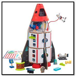 KidKraft Adventure Bound Space Shuttle