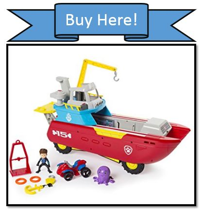 Paw Patrol Sea Patroller for sale