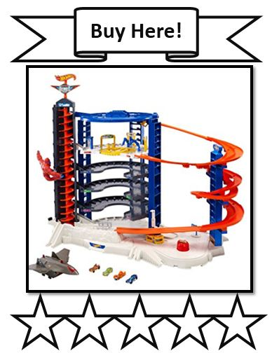 Hot Wheels Super Ultimate Garage Playset Toy Reviewed