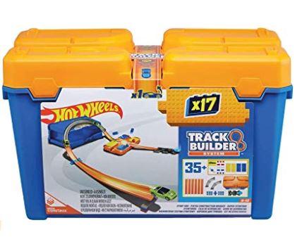 Hot Wheels Track Builder Multi-Loop Box