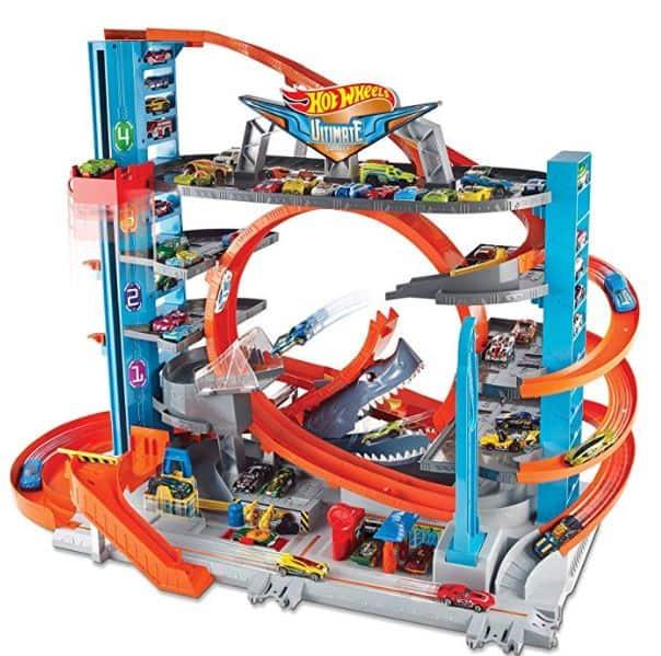 Hot Wheels City Ultimate Garage