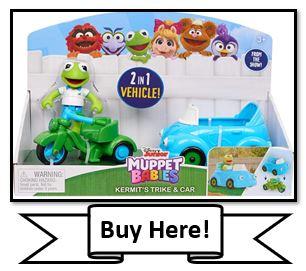 Muppet Babies Kermit Trike & Bike