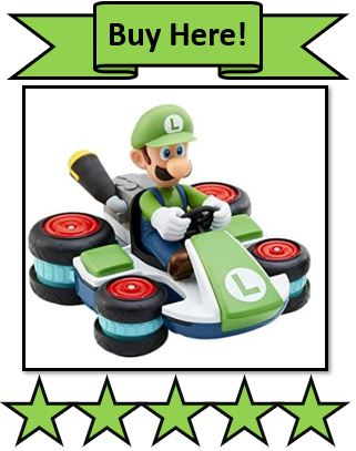 Mario Kart 8 Deluxe Luigi RC Racer