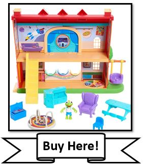 muppet babies playhouse
