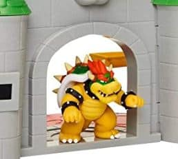 Bowser Toy Figure from the Mario Brothers Bowser's Castle Playset