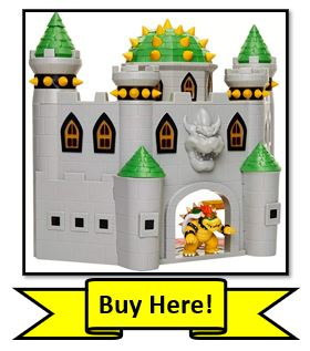 Bowser's Castle Playset Review