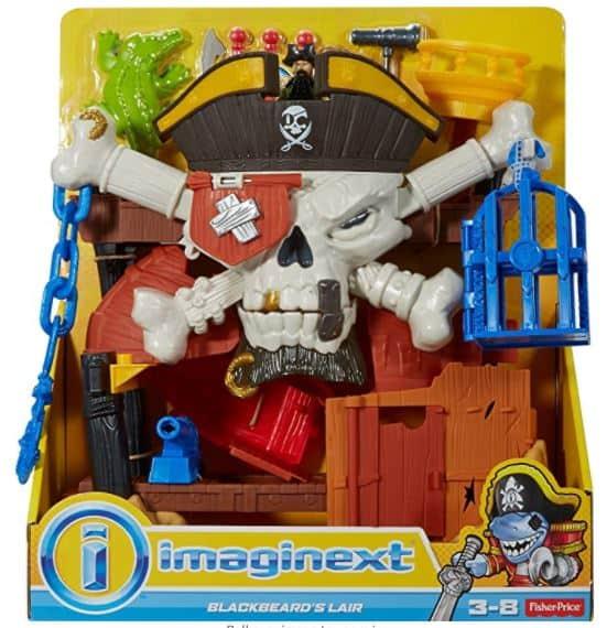 Fisher-Price Imaginext Blackbeard's Lair