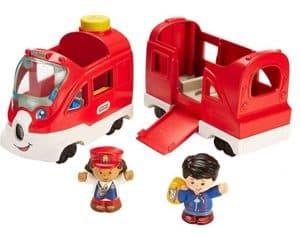 Little People Large Vehicle Train