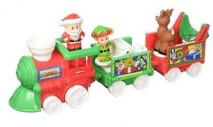 Fisher Price Little People Christmas Train