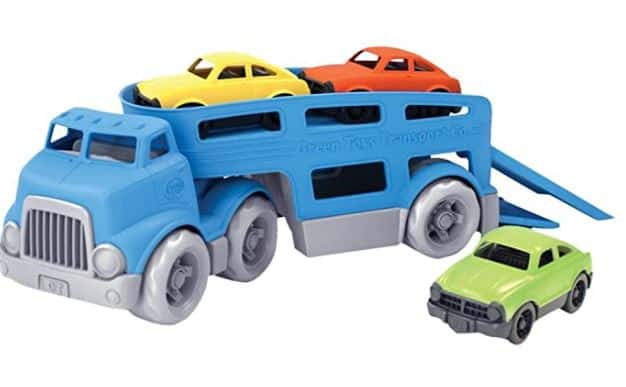 Green Toys Toy Car Carrier