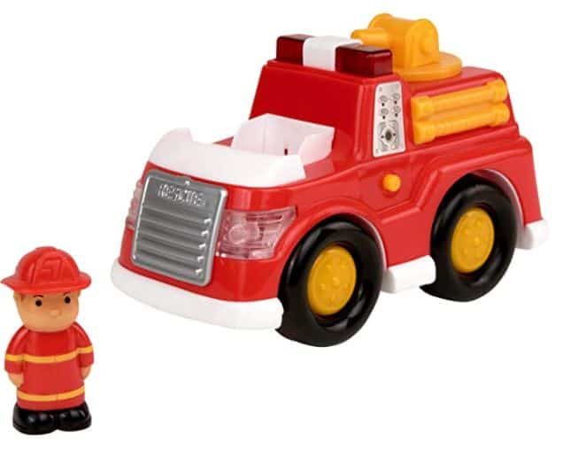 Kid Connection My First Fire Truck Toy