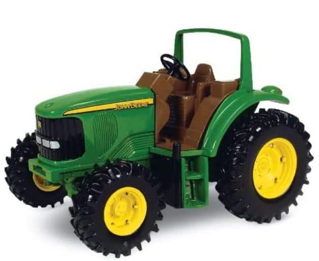 Tomy John Deere Toy Tractor