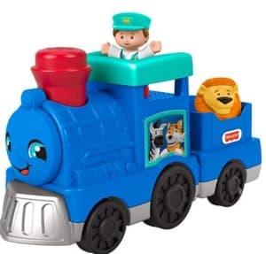 Little People Animal Train