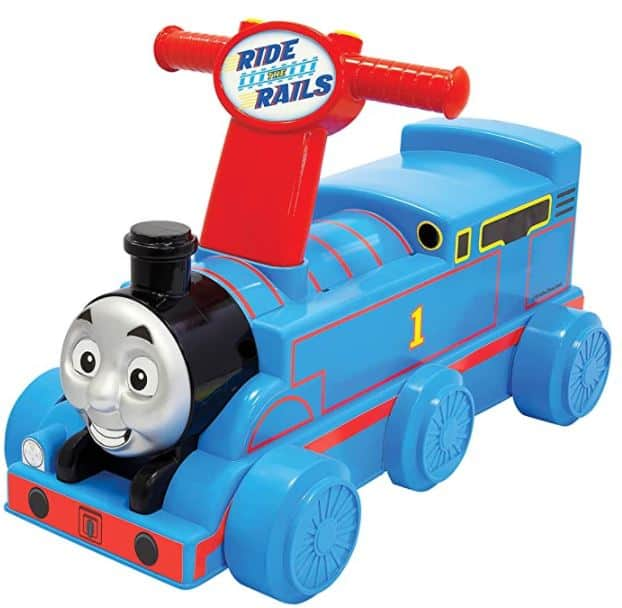 Thomas & Friends Push N' Scoot Ride-on